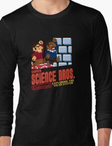 Super Science Bros Long Sleeve T-Shirt
