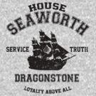 Team Seaworth (Black) by Digital Phoenix Design