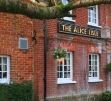 The Alice Lisle Sticker