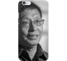 Yitang Zhang - established the first finite bound on gaps between prime numbers iPhone Case/Skin