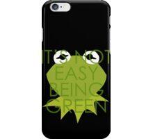 Being Green iPhone Case/Skin