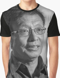 Yitang Zhang - established the first finite bound on gaps between prime numbers Graphic T-Shirt