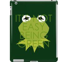 Being Green iPad Case/Skin