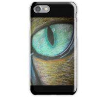 Cat's eye iPhone Case/Skin