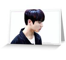 BTS Jungkook 5 Greeting Card