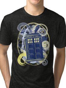 Doctor van Gogh. Who? Tri-blend T-Shirt