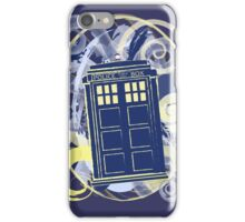 Doctor van Gogh. Who? iPhone Case/Skin