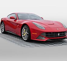 2015 Ferrari Berlinetta by DaveKoontz