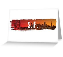 SF Greeting Card