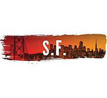 SF Photographic Print