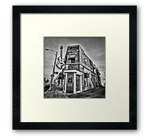 Sun Studio - Memphis Framed Print