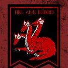 House Targaryen by AriesNamarie