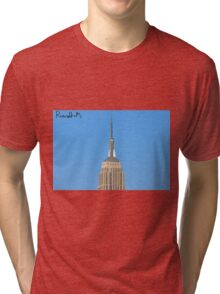 Those Deco Lines Tri-blend T-Shirt