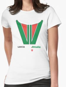 Wheeljack - Transformers 80s Womens Fitted T-Shirt