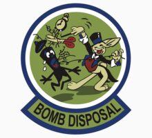 WWII Bomb Disposal by jcmeyer