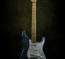 Fender Stratocaster Full Texture by koping