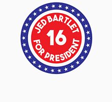 Jed Bartlet 2016 Ring Unisex T-Shirt