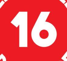 Jed Bartlet 2016 Ring Sticker