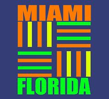MIAMI, FLORIDA Unisex T-Shirt
