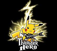 Thunder Hero by NemiMakeit