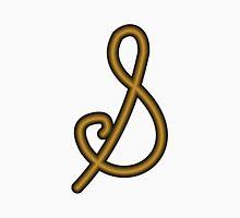 An Alchemist Symbol for Gold Unisex T-Shirt