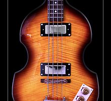 Epiphone Viola Bass Guitar by koping
