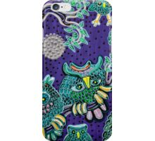 Owl Family iPhone Case/Skin