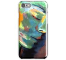 """""""Scattered particles"""" iPhone Case/Skin"""