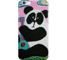 Panda Song iPhone Case/Skin