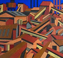 port kembla by Paul Summers