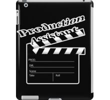 Production assistant iPad Case/Skin