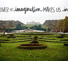 The Power of Imagination // Vienna by marthaflorence