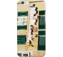 Washing day iPhone Case/Skin