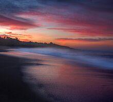 Pacific Ocean Sunrise by dawn2dawn