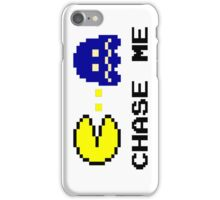 Chase Me iPhone Case/Skin