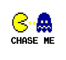 Chase Me Photographic Print