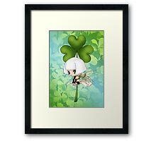Chibi Suu Framed Print