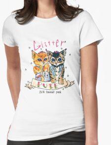 Glitter puke  T-Shirt