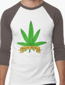 Stoner Games  Men's Baseball ¾ T-Shirt