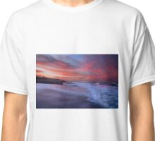 Pacific Ocean Sunrise Classic T-Shirt