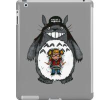 Totoro's World iPad Case/Skin