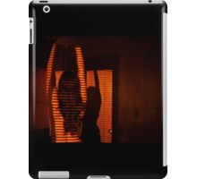 Clothed in the Shadows iPad Case/Skin