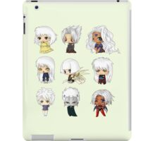 Chibi Whites iPad Case/Skin