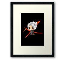 Chibi Haseo Framed Print