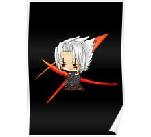Chibi Haseo Poster