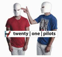 twenty one pilots Guns For Hands by Rissica013