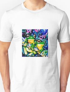 two frogs  Unisex T-Shirt