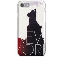 NEW YORK IV iPhone Case/Skin