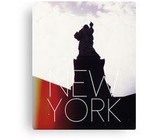 NEW YORK IV Canvas Print