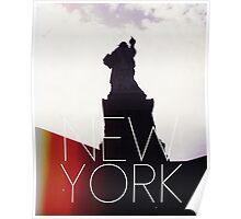 NEW YORK IV Poster